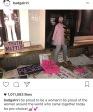 Photo of Rihanna via Instagram