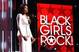 Taraji P Henson; Black Girls Rock